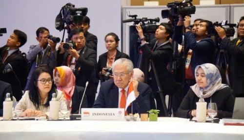 Foto Situasi Global Masih Galau, Asean Percepat Penyelesaian Perundingan RCEP