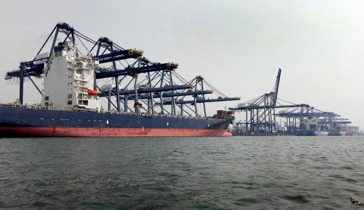 IPC Segera Mulai Pengembangan Pelabuhan Batu Ampar - Warta Ekonomi