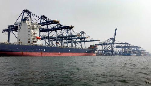 IPC Segera Mulai Pengembangan Pelabuhan Batu Ampar