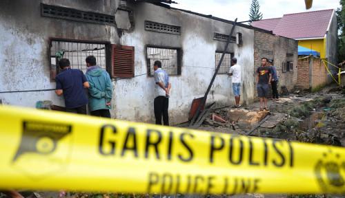 Foto BPJSTK Kunjungi Ahli Waris Korban Kebakaran Pabrik Mancis di Sumut