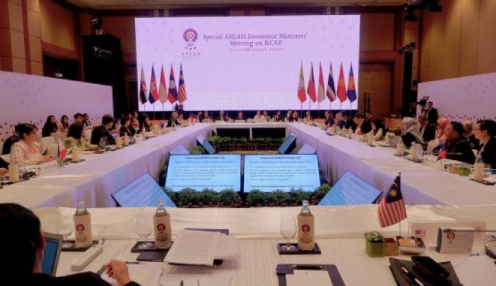 Asean Sepakat Perkuat Integrasi Kemitraan yang Keberlanjutan - Warta Ekonomi