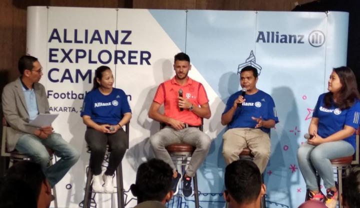 Allianz Boyong Anak Indonesia Ikuti Explorer Camp di Jerman - Warta Ekonomi