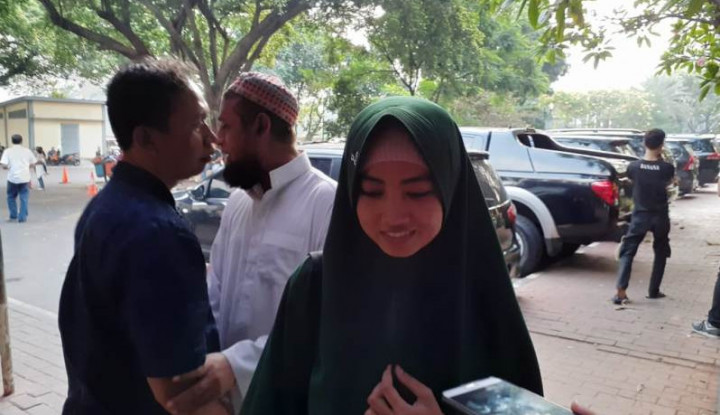 Calon Istri Pengancam Penggal Jokowi Siap Nikah di Tahanan - Warta Ekonomi