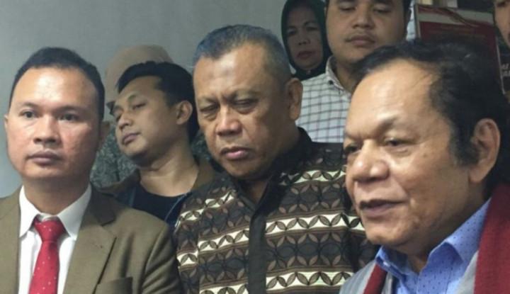 Keluar dari Penjara, Eggi Sudjana: Terima Kasih Bapak Prabowo - Warta Ekonomi