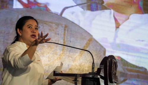 Foto Jelang Putusan MK, Puan Maharani Kasih Komentar...