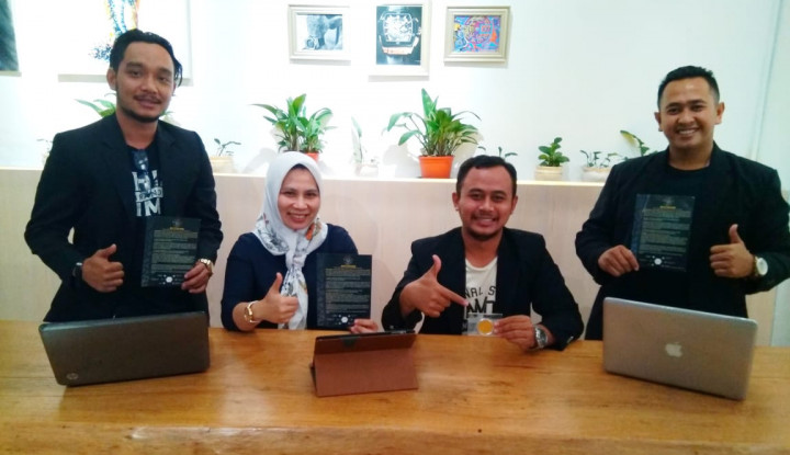 Wakili Team Bitcrore, 4 Anak Medan Terpilih ke World Blockchain Summit - Warta Ekonomi