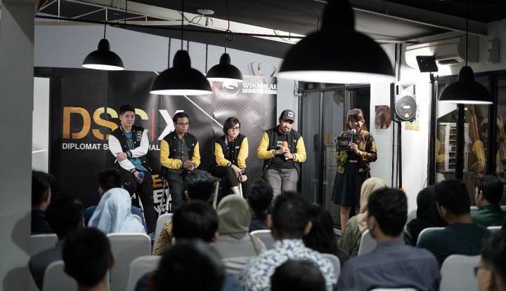 Milenial Pulau Jawa dan Sumatera Dominasi Proposal DSC|X - Warta Ekonomi