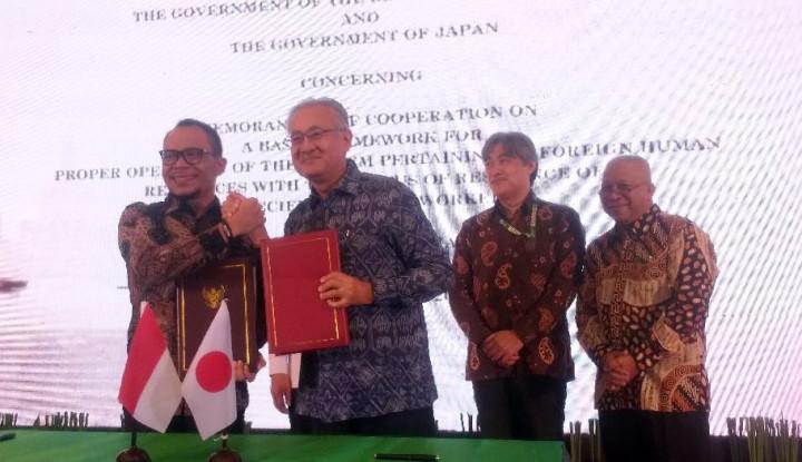 Indonesia Siap Pasok Tenaga Kerja Kompeten ke Jepang - Warta Ekonomi