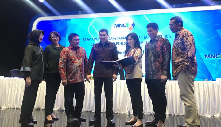 Digertak Bos Besar Mundur dari MNC, Investor Lanjut Berburu Saham Perusahaan Hary Tanoe! - Warta Ekonomi