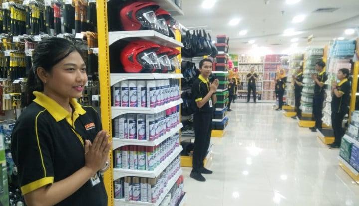 Strategi MR DIY Menangkan Persaingan Ritel di Indonesia - Warta Ekonomi