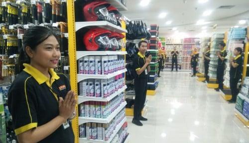 Foto Strategi MR DIY Menangkan Persaingan Ritel di Indonesia