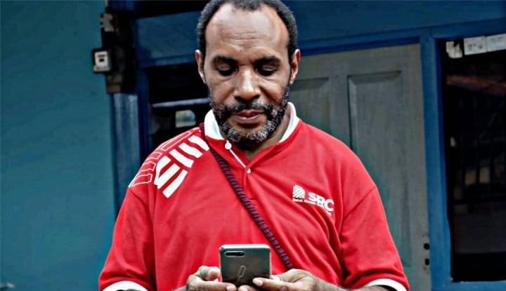 Foto Berita Pengusaha Asal Papua Miliki Bisnis Beromzet Ratusan Juta, Simak Kisahnya...