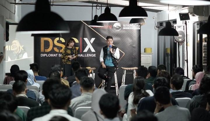 Foto Berita Diplomat Succes Challenge 2019 Bidik Pebisnis Muda Kreatif Bandung