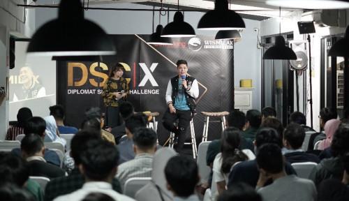 Foto Diplomat Succes Challenge 2019 Bidik Pebisnis Muda Kreatif Bandung