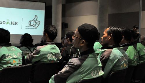 Foto Go-Jek Bekali Mitra Driver dengan Ilmu Kelola Keuangan Biar Makin Sejahtera