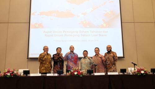 Foto Industri Semen Masih Loyo, Penjualan Produsen Holcim Merosot 2,85%
