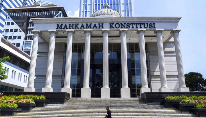MK Tolak Dalil 02 Soal Gaji Ke-13 dan THR PNS untuk Kepentingan Politik - Warta Ekonomi