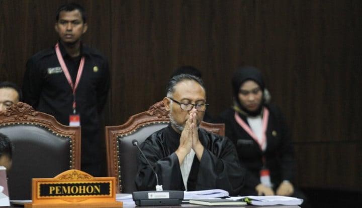 Kuasa Hukum Prabowo-Sandi Ultimatum MK - Warta Ekonomi