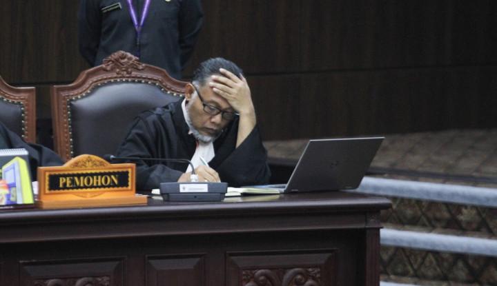 mk: kubu prabowo tak beri bukti soal klaim suara 0 di ribuan tps