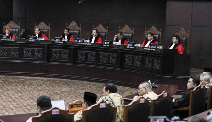 Keterangan Saksi 02 Soal Pelatihan Relawan Jokowi Tak Relevan - Warta Ekonomi