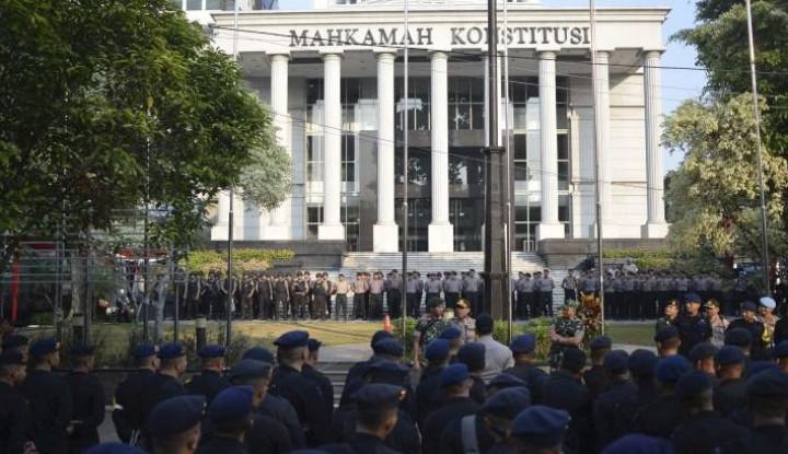 Putusan MK Final dan Mengikat, Tak Perlu Lagi Protes Turun ke Jalan