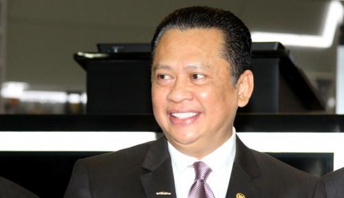 Foto Ketua MPR: Prioritaskan Kerja Merawat Kebhinekaan