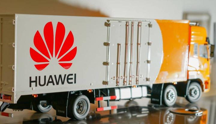 Inggris Masih Dirayu Amerika, 'Coba Pikir Lagi Soal Izinmu ke Huawei' - Warta Ekonomi
