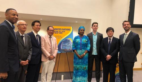 Foto Di Forum PBB, Indonesia Tekankan Pentingnya Kewirausahaan