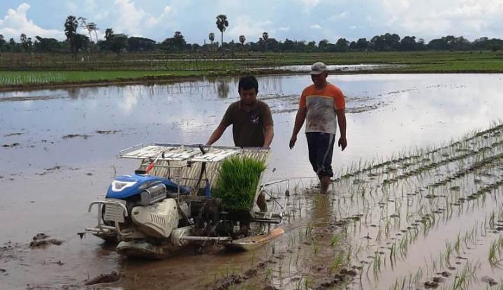 Laksanakan Amanat Presiden Jokowi, Efisiensi Belanja Alsintan Rp1,2 Triliun - Warta Ekonomi