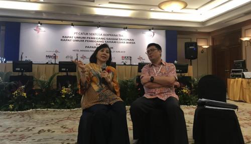 Gencar Bangun Mitra10, CSAP Mau Kontribusi Ritel Jadi 50%