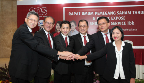SOSS SOSS Targetkan Penjualan Rp1 T Tahun Ini
