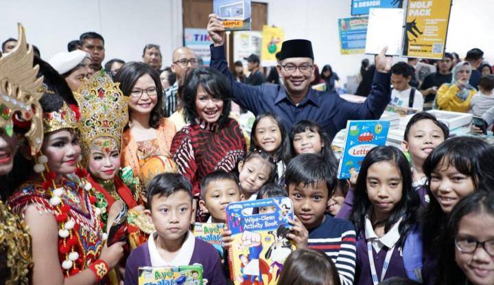 BCA Tawarkan Diskon Buku hingga 80% di BBW Bandung 2019