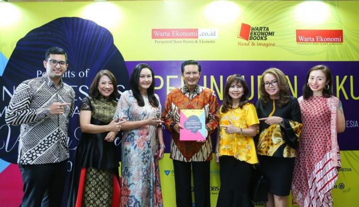 Inilah 16 Pemimpin Perempuan Berpengaruh di Indonesia Versi Warta Ekonomi - Warta Ekonomi