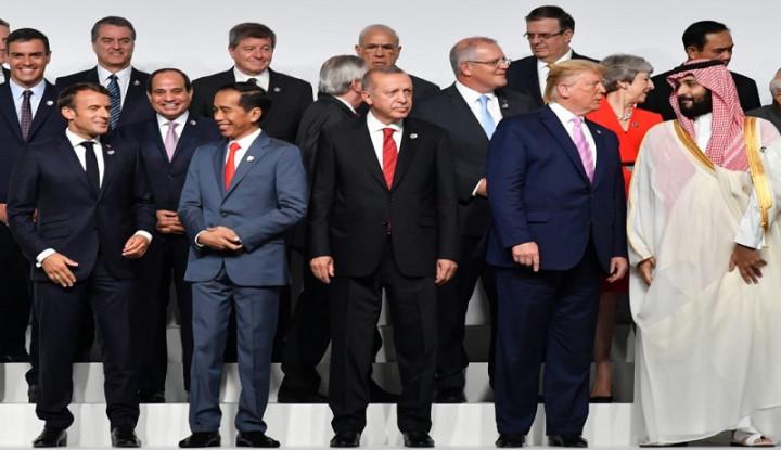Ketika Dunia Kasih Selamat ke Jokowi - Warta Ekonomi