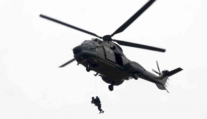 Helikopter TNI yang Hilang di Papua Bawa 12 Orang - Warta Ekonomi