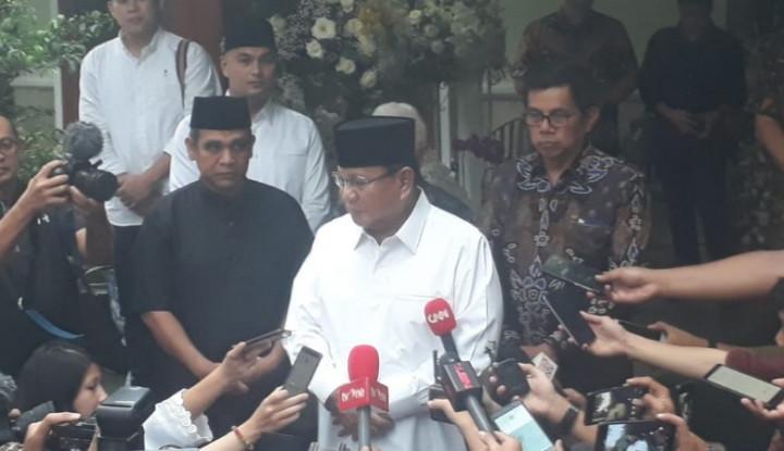 Saya Yakin Prabowo dan Sandi Itu Negarawan - Warta Ekonomi
