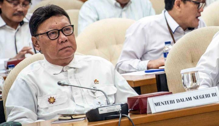 Jokowi-Ma'ruf Menang di MK, Mendagri Bilang... - Warta Ekonomi