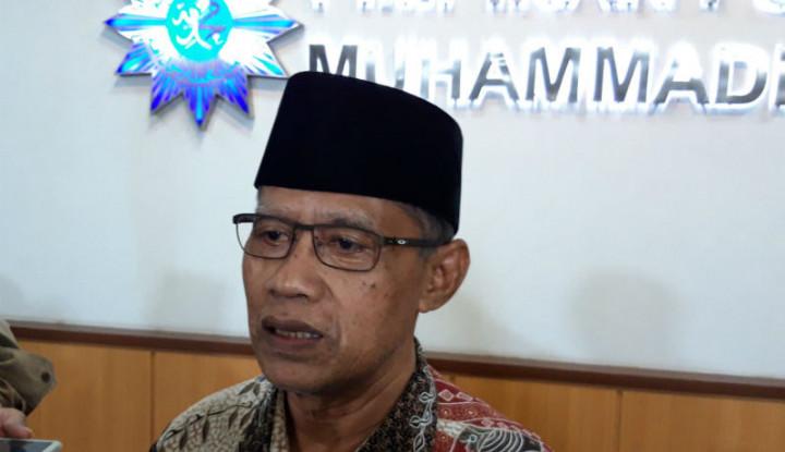 Muhammadiyah Bersyukur atas Putusan MK, Katanya... - Warta Ekonomi