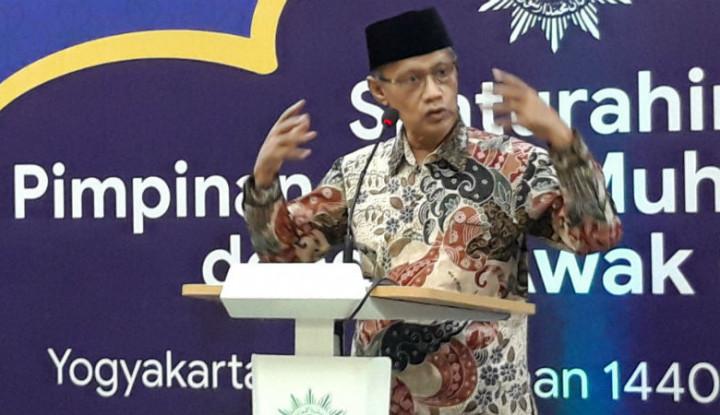 Muhammadiyah: Selamat Jokowi-Ma'ruf, Tugas Kalian Berat - Warta Ekonomi