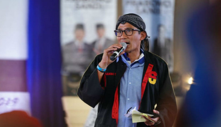 HUT, Sandiaga: Saya Dipanggil Papa Online Sama Netizen - Warta Ekonomi
