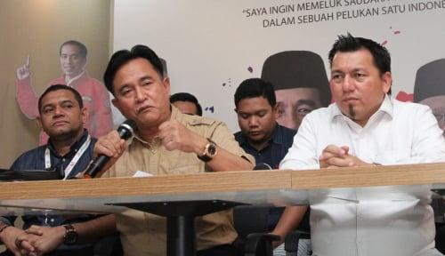 Foto Duh! Pak Yusril Juga Ogah Jadi Wakil Moeldoko di KSP