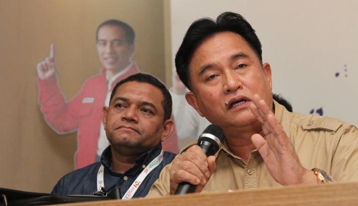 Yusril soal Penusukan Wiranto: Ini Peringatan, Bukan Tindakan Main-main - Warta Ekonomi