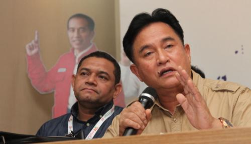 Foto Kritik Kebijakan Jokowi, Yusril: Pak, Rakyat Bisa Kelaparan