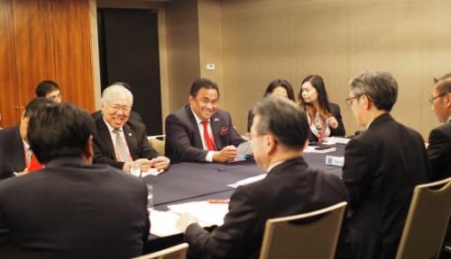 Foto Indonesia-Jepang Bahas Penyelesaian GR-IJEPA, Target Akhir Tahun Ini