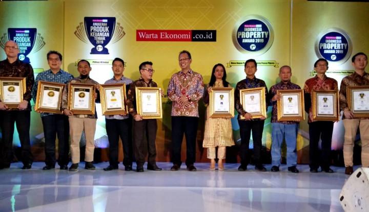 Inilah Para Pemenang Indonesia Property Award 2019