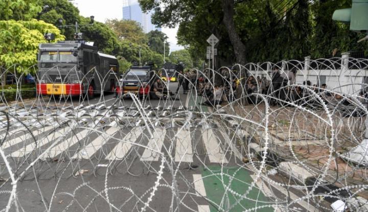 10 Ribu Personel Akan Jaga Penetapan Jokowi-Ma'ruf - Warta Ekonomi