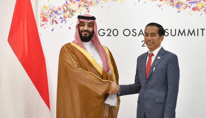Luhut Bilang Putra Mahkota Saudi Mau Investasi Besar-besaran - Warta Ekonomi