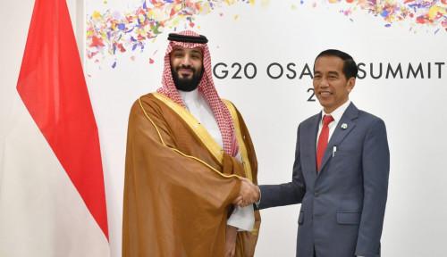Foto Luhut Bilang Putra Mahkota Saudi Mau Investasi Besar-besaran