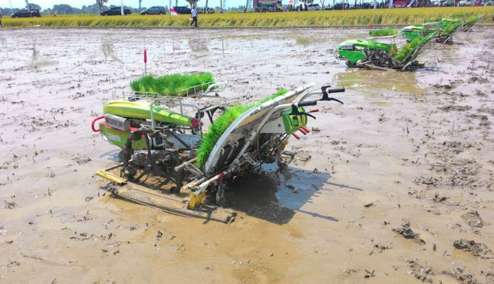 Amran: Teknologi Kunci Masa Depan Pertanian Indonesia - Warta Ekonomi