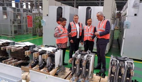 Foto Kecanggihan Pabrik Schneider Electric Terbesar di Asia, Adopsi IoT dan Energi Terbarukan